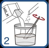 ABCT種菌を使ったヨーグルトの作り方2