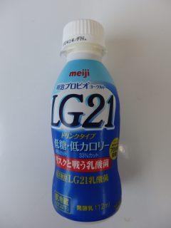 LG21ドリンク(低糖・低カロリー)のパッケージ
