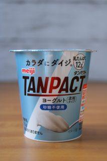 明治TANPACTのパッケージ